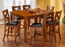 Delmar 5 Pc. Dinette Plus Two Free Chairs